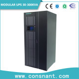 UPS modular flexível 30-300kVA da redundância paralela da série Cnm330