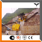 Station différente de processus de concasseur de pierres de matières premières