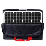 12V mono silicone Crystaline de dobramento solar do painel 120W