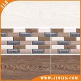 Tintenstrahl-Badezimmer Baumaterial AAA-3D, das keramische Wand-Fliese ausbreitet