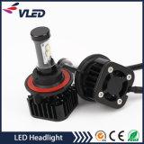 차를 위한 H13 4000lumens 40W 6000k LED 헤드라이트