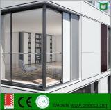 Алюминиевый балкон сползая дверь патио