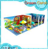 >Green o equipamento interno do jogo de Playgroundr da selva