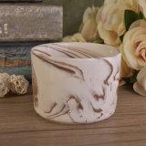 Beste verkaufenmarmornde keramische Kerze-Halter