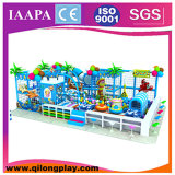2016 New Kids Play Station Hot Sale SGS Indoor Playground
