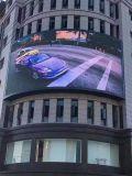 Schermo di visualizzazione del LED di migliore perimetro impermeabile esterno di prezzi HD del pixel P10 HDMI grande per la pubblicità