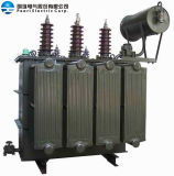 33kV Class Olie-Ondergedompeld Distribution Transformer