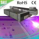 Vidrio / Madera / Cerámica / Aluminio Impresión digital UV Impresora plana