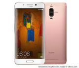 """元のHuaweiの仲間9プロ4G Lteの携帯電話のOctaのコアMate9プロ4GB RAM 64GB ROM 5.5 """" HDのアンドロイド7.0の指紋IDのスマートな電話ピンク"""