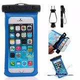 中国のSmartphone (WPVi2055)のための防水循環の台紙のホールダーの携帯電話袋の袋の箱