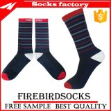 Kundenspezifischer Qualitäts-Sport-komprimierende Socken