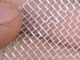 Anti schermo ad alta resistenza della finestra della lega di alluminio della zanzara