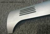 Perfil de aluminio/de aluminio de la anodización pulida/brillante del CNC del OEM modificado para requisitos particulares de Extrution de Foshan02