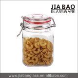 1200ml Wholesale gute Qualitätsluftdichtes Glasspeicher-Glas