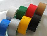 Bande de tissu de bande d'adhésif en caoutchouc de nature
