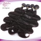 熱い販売の本当の長さペルーボディ波の毛