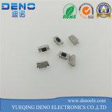 La venta caliente SMD impermeabiliza el interruptor táctil del tacto del interruptor del tacto del pulsador del interruptor con el LED