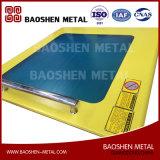Изготовление металлического листа покрытия порошка формируя части машинного оборудования для электрических коробки/раковины