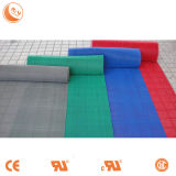 Stuoia variopinta del PVC S della stuoia di portello del PVC, stuoia della maglia del PVC