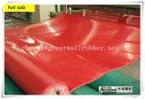 ISO9001 et feuille en caoutchouc en caoutchouc du couvre-tapis SBR de gymnastique de certificat d'extension,