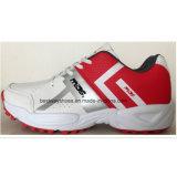 Sapatos de impressão com superior de couro PU
