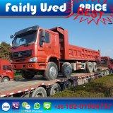 HOWO 8X4 Lastkraftwagen mit Kippvorrichtung (Philippinen, Malawisches, Kenia und Djibouti)