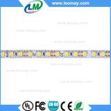Luz de tiras 12VDC do diodo emissor de luz SMD3528 9.6W por o medidor da fábrica