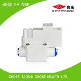 Interruptor de alta presión rápido en circuito de agua del RO