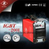 지능적인 변환장치 MMA 용접 기계 (IGBT-180I/200I)