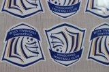 Impresión caliente de la escritura de la etiqueta del traspaso térmico de las transferencias de la insignia de la ropa de la prensa de la pantalla encantadora de la buena calidad