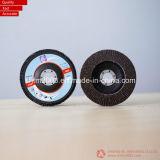 100 * 16 mm de amolar de óxido de aluminio Radical Flap disco en Venta