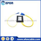 낮은 삽입 FTTH 소형 1:4 카세트 단말기를 위한 광섬유 PLC 쪼개는 도구