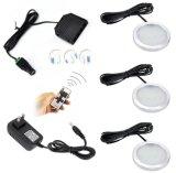 Diodo emissor de luz de Dimmable sob luzes do gabinete com o RF de controle remoto para a iluminação Home do contador de cozinha