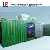 Генератор 500kw природного газа с патентом NPT