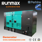 100kw (125kVA) Geluiddichte Diesel Generator (RM100P2)