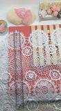 Nieuw Ontwerp 40cm het Borduurwerk die van de Breedte het Nylon Kant van de Polyester voor de Textiel van Kledingstukken & van het Huis & de Toebehoren van het Gordijn in orde maken