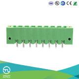 Utl 8개의 Pin 정각 PCB 연결관 끝 구획