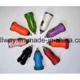De promotie Micro- USB van de Prijs Mini Draagbare Lader van de Auto voor Uw Slimme Telefoon