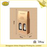 Коробка бутылки упаковывая/складывая коробка