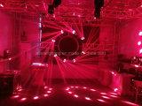indicatore luminoso capo mobile del partito della discoteca del DJ del fascio di 6X25W LED