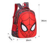 Sac d'école d'enfants de garçon de pupille de sac de sac à dos de Spider-Man