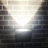 Lámpara de pared comercial COB diseño moderno al aire libre del LED