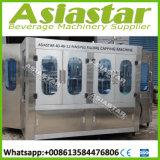 Líquido automático de la botella 40-40-12 que aclara la máquina que capsula de relleno