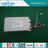 a bateria de lítio 12V39A substitui para a bateria acidificada ao chumbo 10A para a potência solar