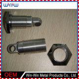 Peça personalizada da máquina do metal do aço inoxidável da fabricação do CNC