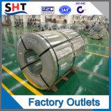 La vente en gros 304 de constructeur de la Chine laminent à froid la bobine d'acier inoxydable avec le meilleur prix