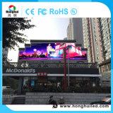 Paroi vidéo extérieure pleine couleur P10 LED pour affichage publicitaire