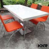 Restaurant Furniture Marble Dining Table Seth