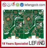 1.2mm 4L OSP V0 medizinische Instrumente Schaltkarte-mehrschichtige Leiterplatte
