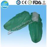 Wegwerfneuer Typ Plastikschuh-DeckelOvershoes